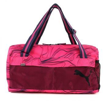 Puma Sports Bag II fuchsia purple-allover lines, [Größe: OSFA]