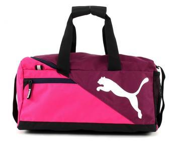 Puma Fundamentals Sports Bag XS Magenta purple-fuchsia