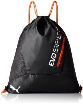 Puma evoSPEED Gym Sack Sportbeutel 48 cm - black-red blast