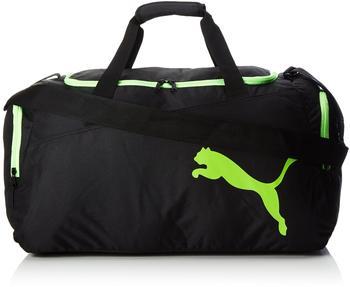 Puma Pro Training Medium Bag black/green gecko (72938)