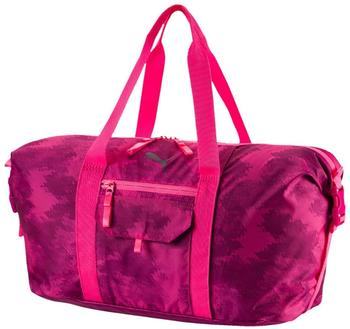 Puma Fit AT Workout Bag knockout pink/ultra magenta/graphic (74374)