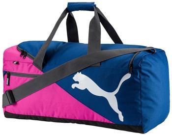 Puma Foundation Sportsbag M rose violet/true blue (73395)
