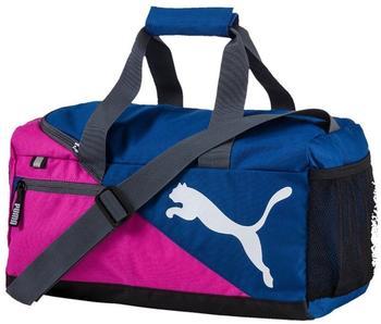 Puma Fundamentals Sports Bag XS rose violet/true blue (73501)