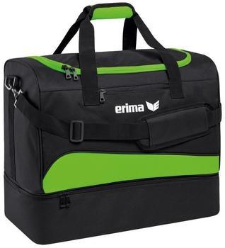 Erima CLUB 1900 2.0 mit Bodenfach S green gecko/black