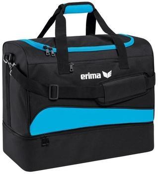 Erima CLUB 1900 2.0 mit Bodenfach M curacao/black