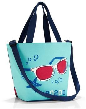 Reisenthel Shopper XS special edition aquarius