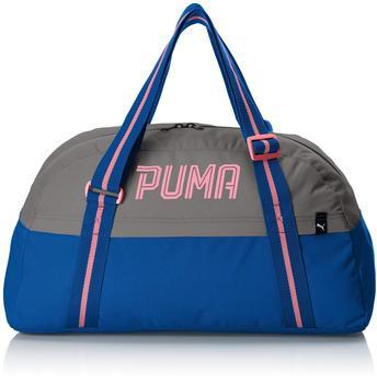 Puma Sporttasche, Fundamentals blau