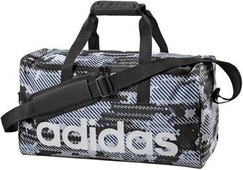 Adidas Linear Performance Teambag S vista grey/black/white (BR5071)