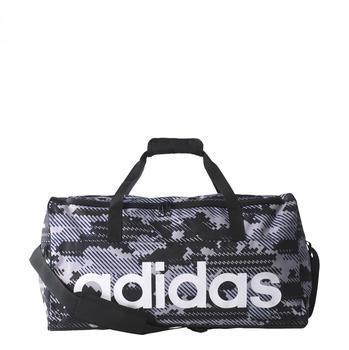 Adidas Performance Graphic Teambag M vista grey/black/white (BR5126)