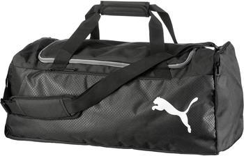 puma-fundamentals-medium-sports-bag-black-white
