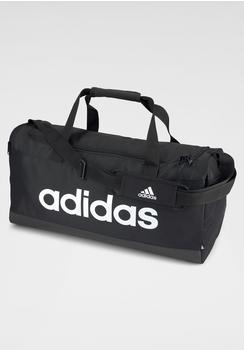 Adidas Linear Duffel Bag M (GN2038) black/white