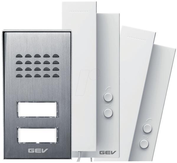 GEV CAS 88313 2-Familienhaus Türsprechanlage