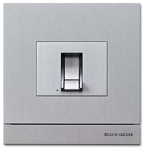 Busch-Jaeger 83100/70-660 Außenstation mit Fingerprint-Modul edelstahl