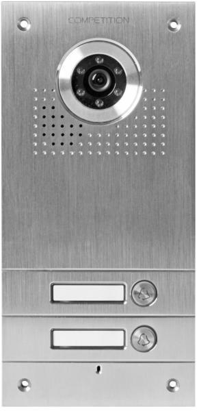 Anthell Electronics Video Türstation 2WE SAC563C-CK(2)