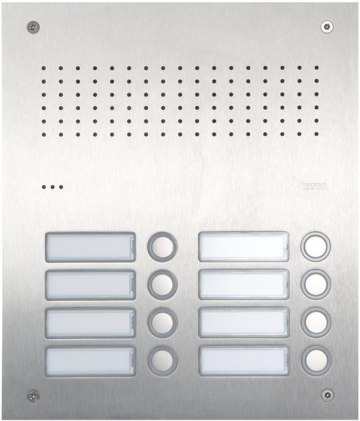 Ritto Acero pur Edelstahl-Türstation Audio (RGE1812125)