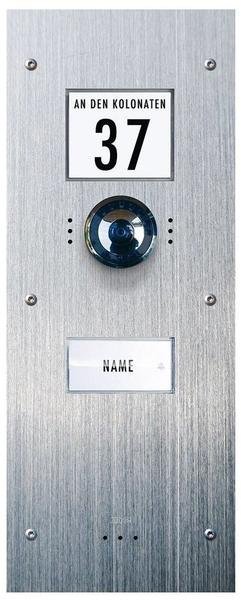 m-e VDV-810 Video-Türsprechanlage