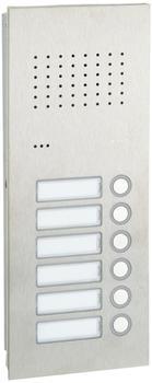Ritto Acero pur Edelstahl-Türstation Audio (RGE1810625)