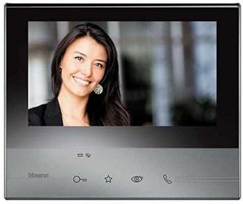 BTicino Video Hausstation Classe 300 V13E (344613) anthrazit