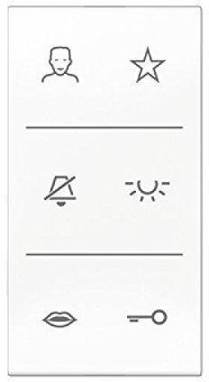 Jung SIV6CDDCWW Video-Design-Cover