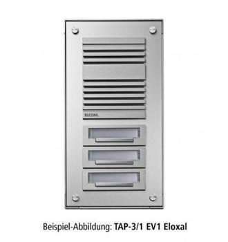 ELCOM Stabila AP-Türstation 1-reihig 3-Taster (TAP-3/1 RALnA)