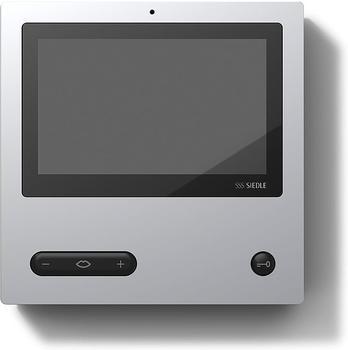 Siedle AVP 870-0 A/S aluminium/schwarz