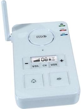 M-E Gegensprechanlage Funk 446 MHz 2000m weiß