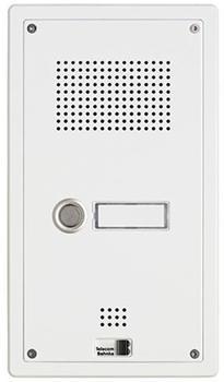 Telecom Behnke Serie 5 UP-Set mit 1-Ruftaste, weiß