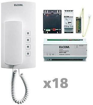 Elcom Türsprechanlage 1001918
