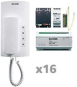 Elcom Türsprechanlage 101916