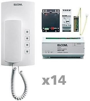 Elcom Türsprechanlage 1001914