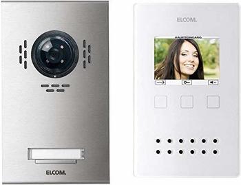 Elcom Video-Türsprechanlage VEA-1EM