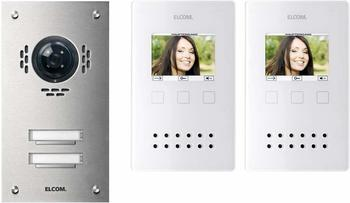 Elcom Video-Türsprechanlage VEZ-2EM