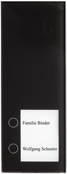 Telegärtner DoorLine Slim schwarz (150710)