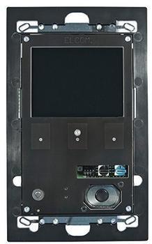 Elcom 1835600 BVF-560/BE Innenstation Video Einsatz EB 2D-Video