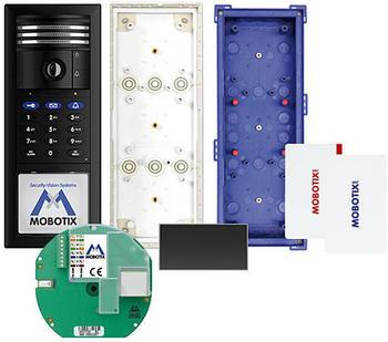 Mobotix MX-T25-SET1-b T25 6MP Set 1 Ethernet, Keypad, schwarz