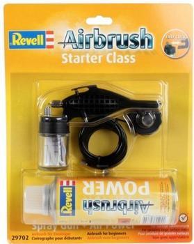 Revell Spritzpistole Starter Class + Druckluft (29702)