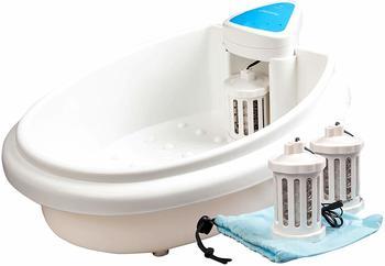 Detox Elektrolyse Hydrosana 3 Spulen - Weiß