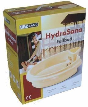 Detox Elektrolyse Hydrosana 3 Spulen - Gelb