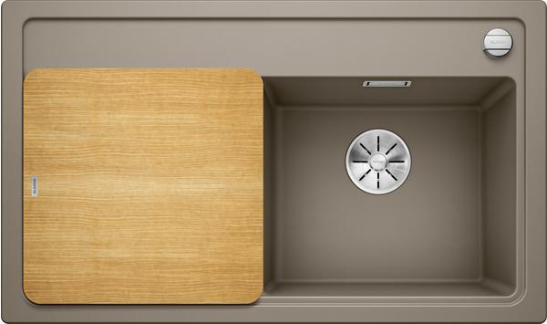 blanco zenar 45 s silgranit puradur tartufo 523755 ab 259 00 g nstig im preisvergleich. Black Bedroom Furniture Sets. Home Design Ideas