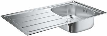 GROHE K200 drehbare Spüle mit Abtropffläche B: 86 T: 50 cm 31552SD0
