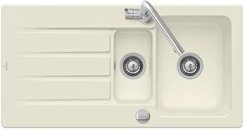 Villeroy & Boch Architectura 60 XR mit Excenterbetätigung, ivory ceramicplus
