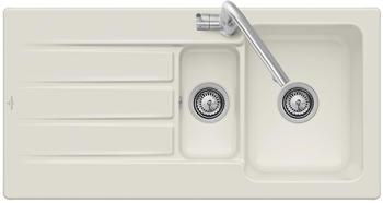 Villeroy & Boch Architectura 60 XR mit Handbetätigung, crema ceramicplus