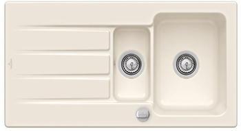 Villeroy & Boch Architectura 60 XR mit Excenterbetätigung, crema ceramicplus