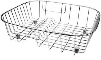 Pyramis Geschirrkorb Edelstahl für Monoblock Becken 34 x 40 cm