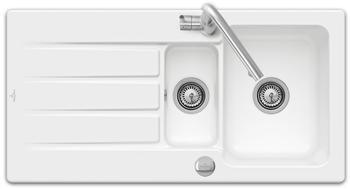 Villeroy & Boch Architectura 60 XR Stone White Exzenterbetätigung (336502RW)