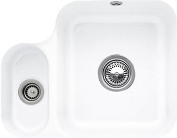 Villeroy & Boch Cisterna 60B Stone White Handbetätigung (670201RW)