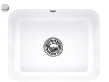 Villeroy & Boch Cisterna 60C Stone White Exzenterbetätigung (670602RW)