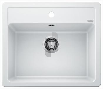 blanco-legra-6-rechteckige-granitspuele-fuer-60-cm-breite-unterschraenke-aus-silgranit-ohne-abtropfflaeche-weiss-523334
