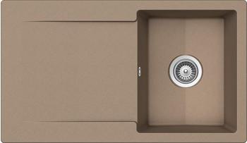 Schock Epure D-100 Einbau cascada + Excenterbetätigung