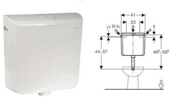 Geberit AP 110 weiß (136610111)